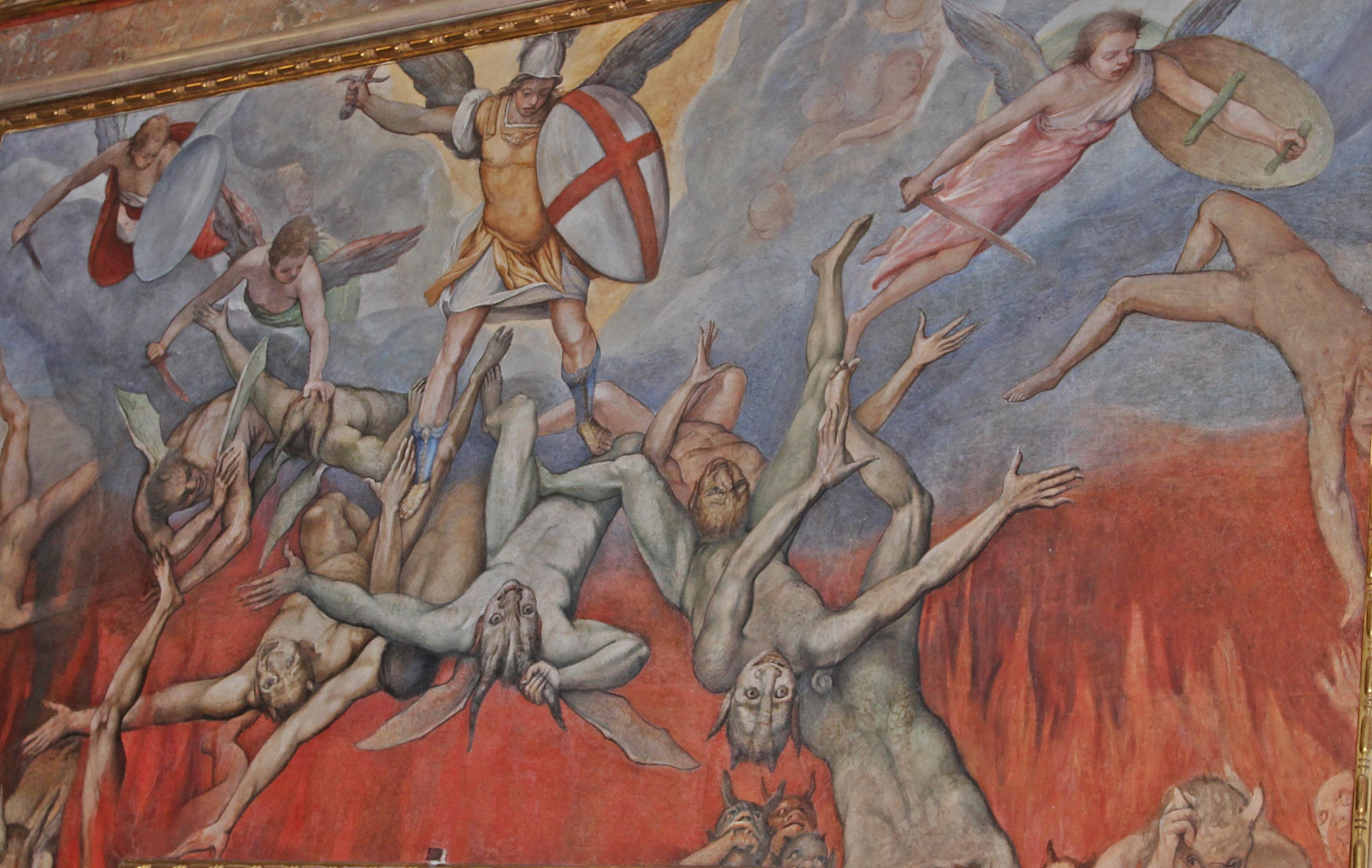 Church of the Gesu in Rome