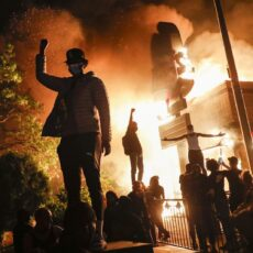 BLM cities burn in democratic states